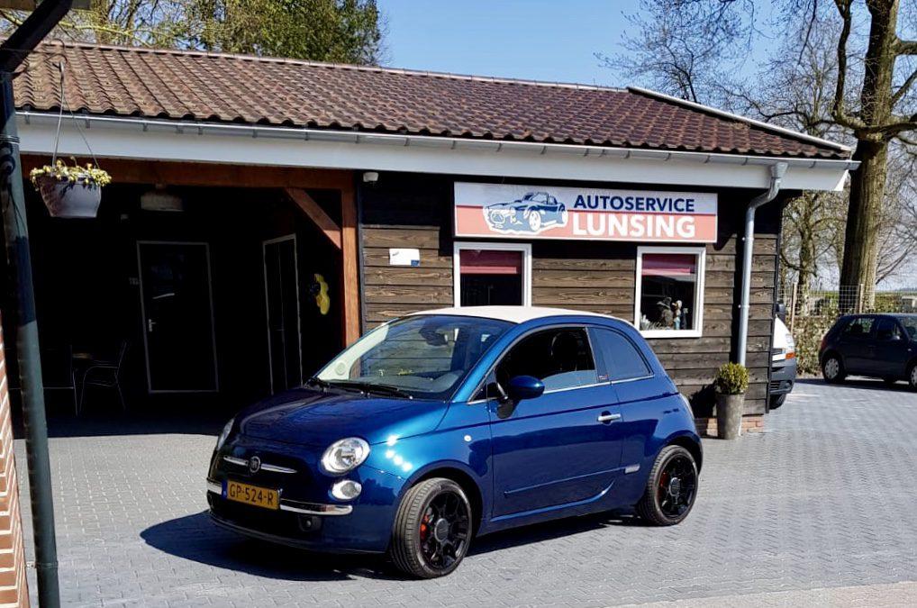 Prachtige Fiat 500 te koop: €12.900,00